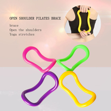 Wholesale Exercise Yoga Pilates Ring Fitness Circle For Stretch, Massage, Workout
