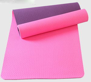 Wholesale Good Eco Custom Non Slip Yoga Mat Sale