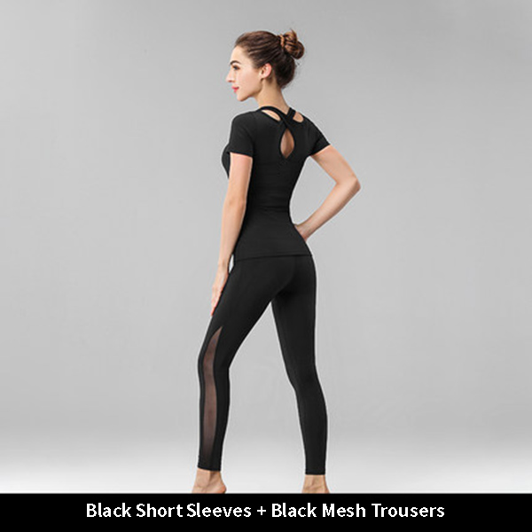 Latest Fashion Custom Fitness Yoga Gym cloths Women tights leggings Yoga Pants
