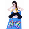 Bodybuilding Expander, Toning Arm Leg Exerciser for Gym Yoga Sport Training Thigh Master Muscle Fitness Equipment