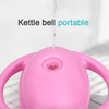 Wholesale High quality Eco friendly Durable Kettlebell Body building with base kettle bell