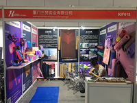The Exhibition of 37th China Sports in Shanghai
