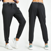 Top Fashion Wholesale Harlan Woman Loose Sweatpants with Letter Elastic Yoga Wear Figuring Design Hip-hop Sports Gym Wear Pants Hot Sale