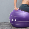 Custom Logo Eco-friendly PVC Gym Exercise Ball Anti brust Fitness Yoga Ball