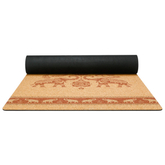 Eco Friendly Fitness Non-slip Cork Natural Rubber Yoga Mat