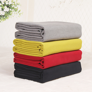 2019 Best-Today Factory Top Quality Hot Sale High Density Woolen Material Super Soft Warm Cozy Wool Yoga Blanket