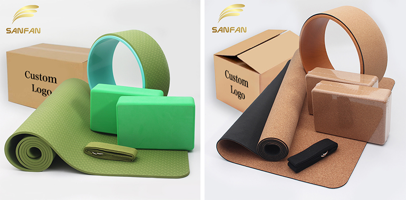 custom Yoga gift set--sanfan